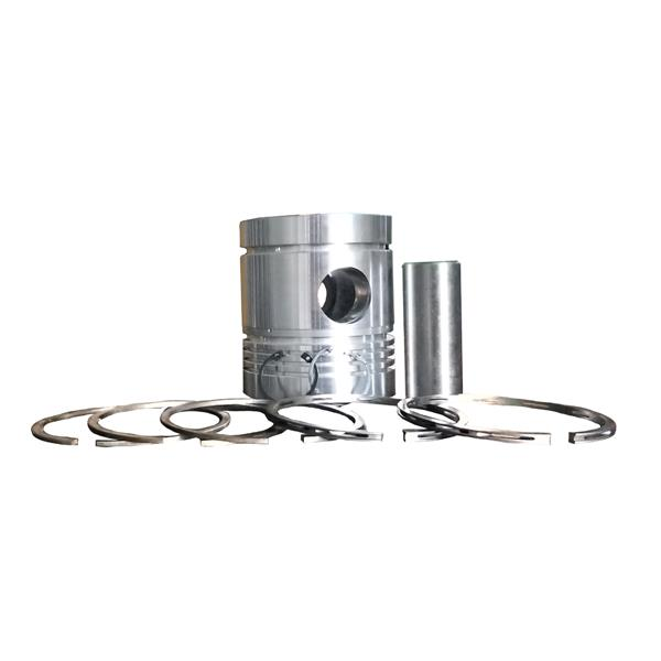Piston and Piston set
